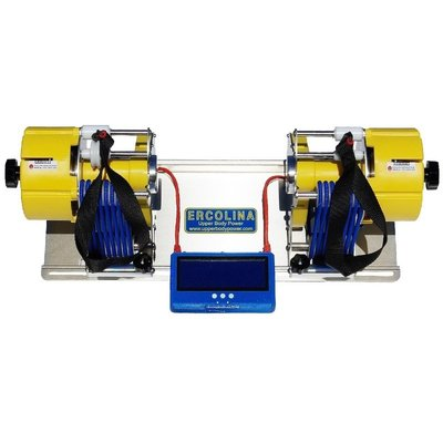 Ercolina mit Powermeter